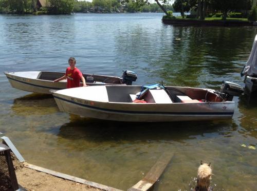 Boats  Weaver